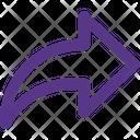 Next Arrow Forward Mail Forward Arrow Icon