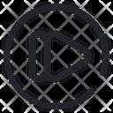 Next Button Music Icon