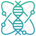 Next generation genomics Icon