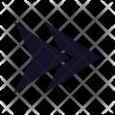 Next Move Navigation Icon