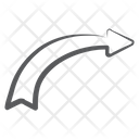 Next Right Arrow Forward Arrow Arrowhead Icon