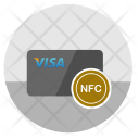 Nfc Money Pay Icon