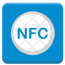 Nfc Payment Chip Icon