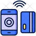 Nfc Payment Business Icon
