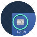 Nfc Chip Pay Icon