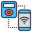 Nfc communication Icon