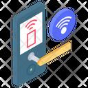 Nfc lock Icon