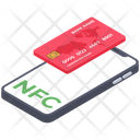 Nfc Payment Digital Payment Digital Money Icon