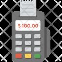 Digital Cashier Nfc Icon