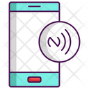 Nfc Technology Nfc Transfer Icon