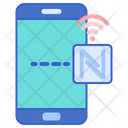 Nfc Technology Icon