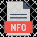 NFO file Icon
