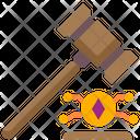 Nft Auction Icon