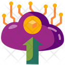 Nft Cloud Upload Icon