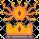 Nft Crown Icon