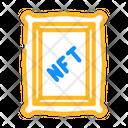 Nft Digital Nft Digital Icon