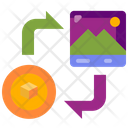 Nft Trade Icon