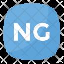 NG Emoji Icon