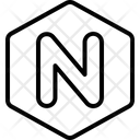Nginx Symbol Logo Icon