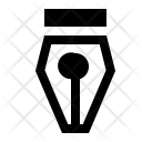 Nib Design Point Icon