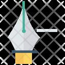 Nib Pen Write Icon