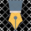 Nib Pen Point Icon