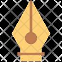 Nib Pen Fountain Icon