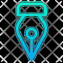 Point Pen Design Tool Icon