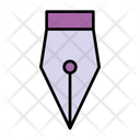 Nib Pen Icon