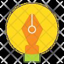 Pen Editor Tool Icon
