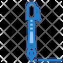 Nib Pen Pen Pencil Icon