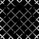 Nib Pen Bezier Design Icon