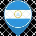 Nicaragua Icon