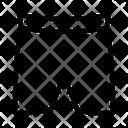 Nicker Gym Cloth Icon