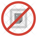 Nicotine Patch Tobacco Icon