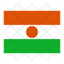 Niger Flag Flags Icon