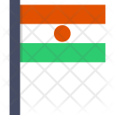 Niger National Country Icon