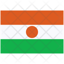 Flag Country Niger Icon