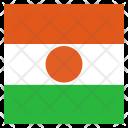 Niger Flag Icon