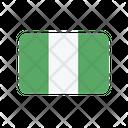 Nigeria Flag Country Icon