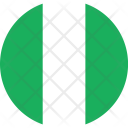 Nigeria Flag World Icon