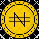 Nigeria Naira Icon