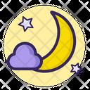 Dark Moon Moonlight Icon