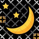 Night Halloween Night Moon Icon