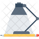 Night Lamp Overtime Icon