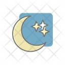 Clear Night Icon