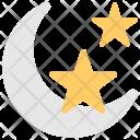 Night Sky Time Icon