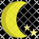 Night Moon Sleep Icon