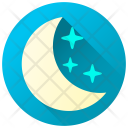 Clear Night Clear Skies Night Sky Icon