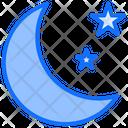 Night Moon Light Icon